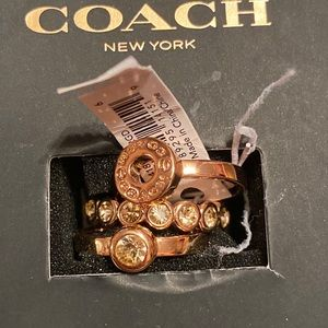Coach 3 in 1 sets of ring